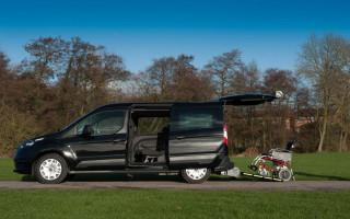 Přispějme Honzovi a jeho rodině na auto, které jim usnadní život