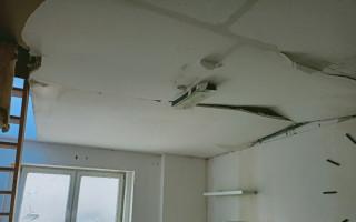Pomoc paní Martině Svobodové z obce Lužice, které tornádo zničilo dům