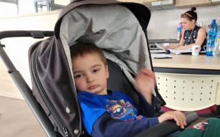 Bezpečné teplo pro malého Eliáška a bezprašné prostředí pro Júlečka