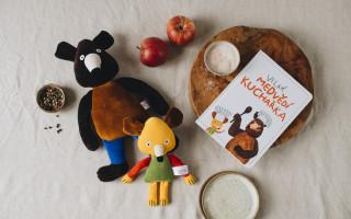 Velká medvědí kuchařka pro děti a rodiče