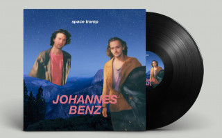 JOHANNES BENZ // vydání alba // SPACE TRAMP // happy donation //