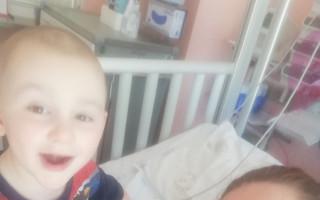 Pro Danielka, který se léčí s leukemií