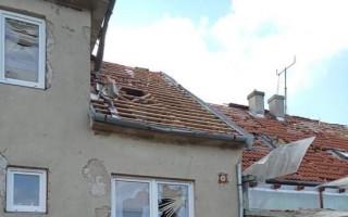 Pomoc rodině Králových z Mikulčič, kterým tornádo zničilo dům