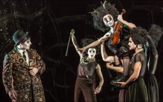 Společně s Národním divadlem podporujeme nezávislé tanečníky! #kulturažije