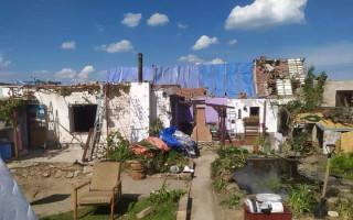 Pomoc pro Barkovsiovy, kteří přišli o dům
