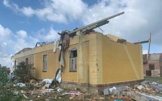 Pomoc rodině Kotkových a Procházkových, kteří při tornádu přišli o dva členy rodiny