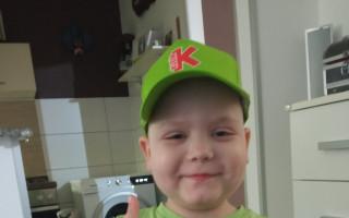 Mobilní klimatizace pro Míšu, kterého zasáhla leukémie