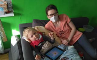 Usnadnili jsme Markétě život se vzácným onemocněním