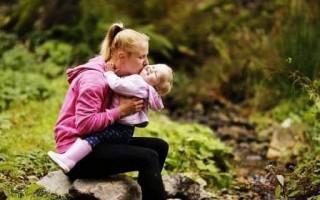 Pomoc pro maminku Kristýnu a její dcerku Lucinku