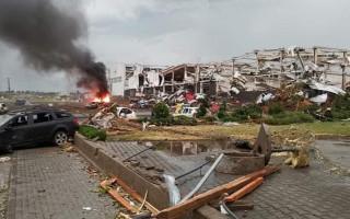 CFA - sbírka na pomoct zničeným obcím na jihu Moravy