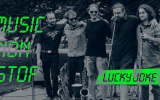 Livestream kapely Lucky Joke