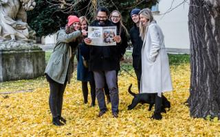 Podpořili jsme společně časopis KAM v Brně a redakci Pocket Media #kulturažije