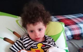 Naděje pro Kamilku, bojovnici s postižením mozku