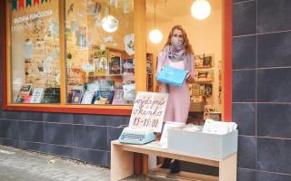 Knihkupectví Dlouhá punčocha