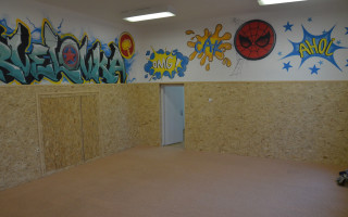 Pomozme vybudovat tělocvičnu dětem ze základní školy Mozaika