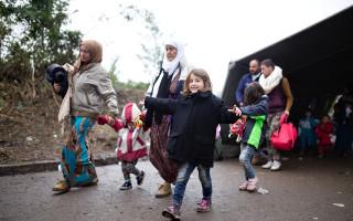 Kniha o pomoci uprchlíkům na Balkánské trase