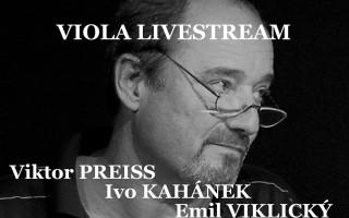 Podpořme společně oblíbené pražské divadlo Viola #kulturažije