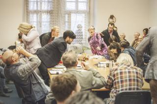 Podpořme společně divadelní soubor VOSTO5 #kulturažije