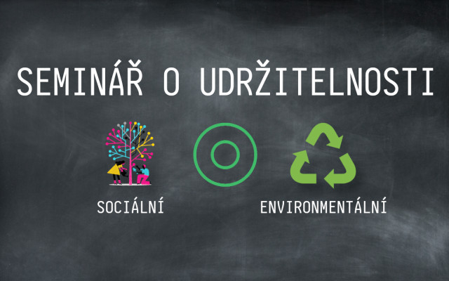 Bytový seminář k sociální/environmentální udržitelnosti (online) + kniha Ekonomie koblihy