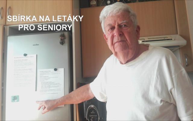 Pomozte seniorům zůstat v bezpečí doma