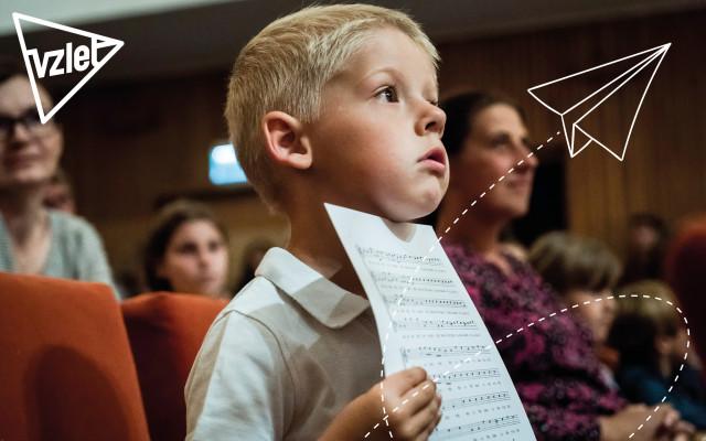 Koncert Collegia 1704 pro děti