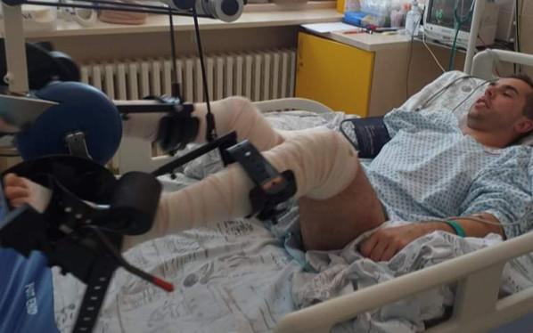 Pomoc pro bráchu Zdeňka, který má poraněnou míchu
