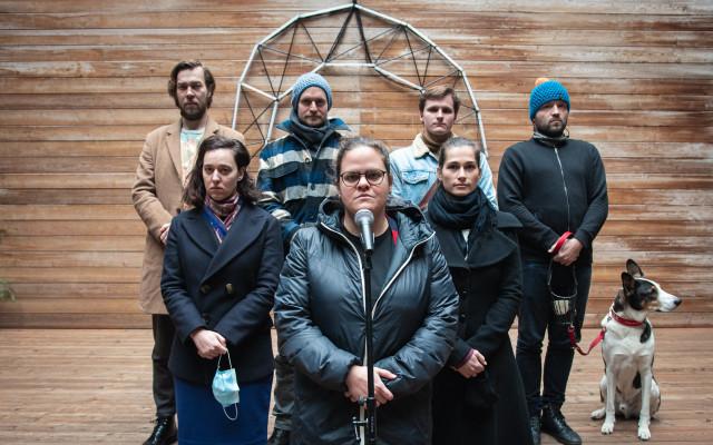 Káznice LIVE: Pandemický kabaret herců Divadla Husa na Provázku pro Podané ruce