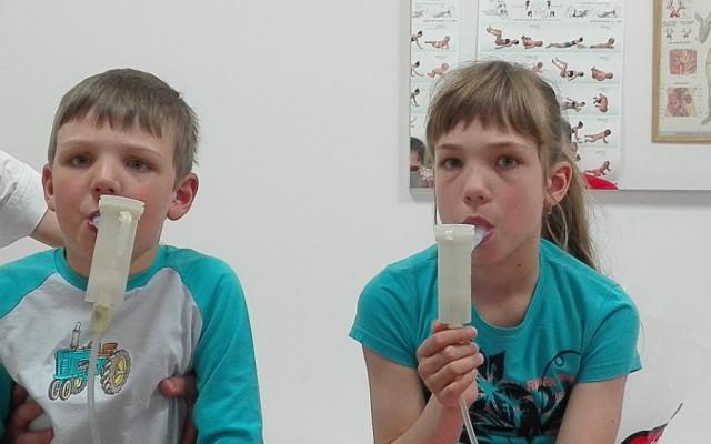 Pomohli jste Barunce a Davídkovi - sourozencům s cystickou fibrózou