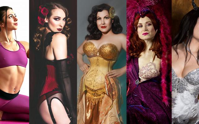 Bohemian Burlesque show deluxe
