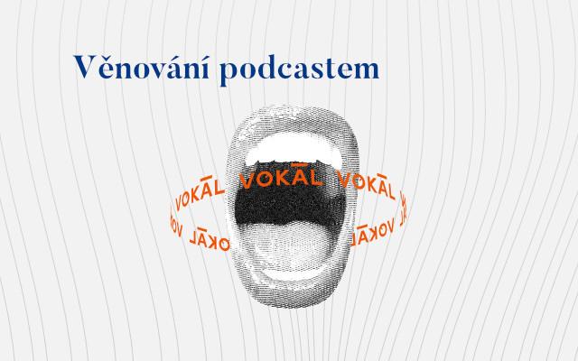 Věnování podcastem