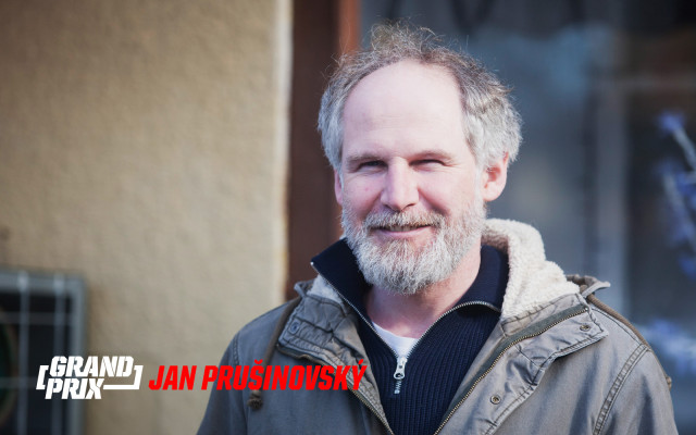 Setkání s režisérem Janem Prušinovským