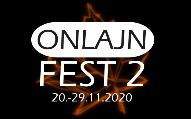 OnlajnFest2 – série živých koncertů u vás doma