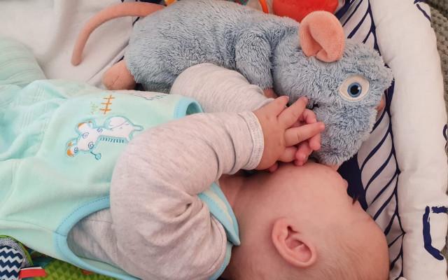 Monitor dechu a životních funkcí pro Jiříčka