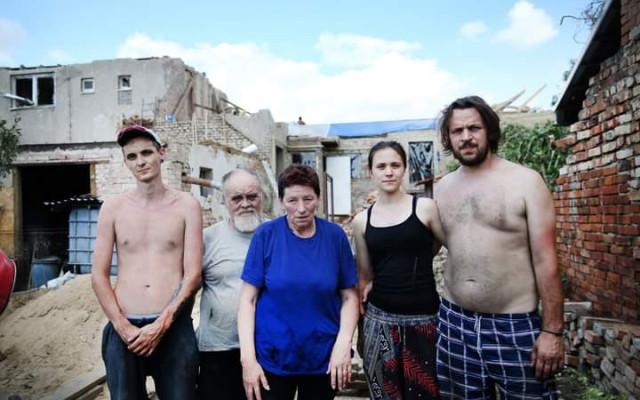 Pomohli jste Janečkovým, kterým tornádo vzalo domov
