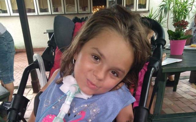 Pro život Dominiky bez dýchacího přístroje
