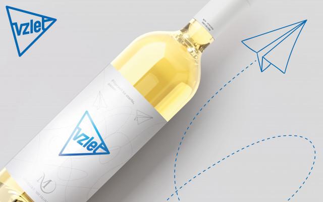 Vzletí víno Michlovský s překvapením od pana Švece