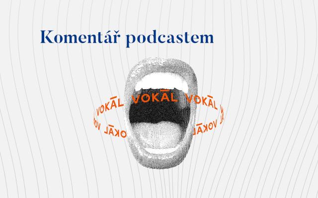 Komentář podcastem