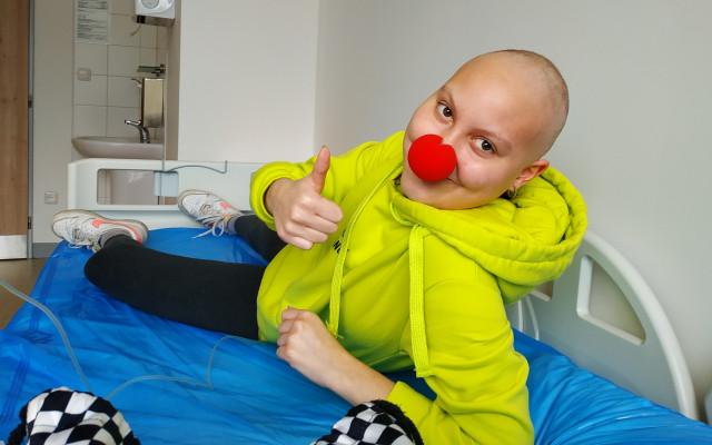 Pro Nelinku s akutní lymfoblastickou leukemií
