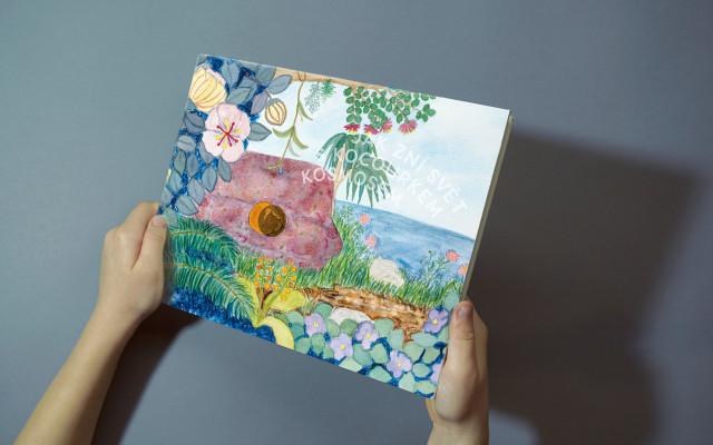 Kniha JAK ZNÍ SVĚT poštou - s extra stránkou