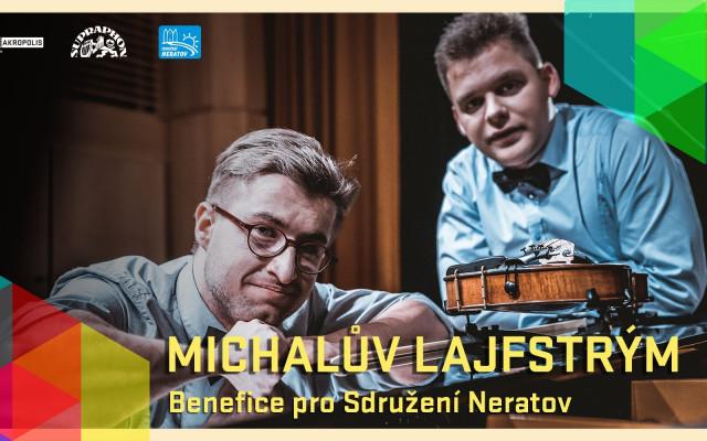 Vyhráváme: Michal Horák podporuje Sdružení Neratov (8. 4. ve 20:00)
