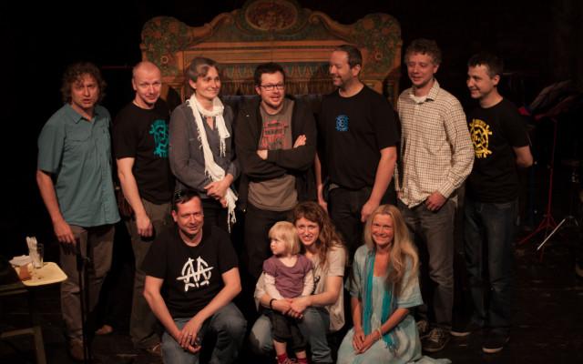 Podpořme společně divadelní soubor Buchty a loutky #kulturažije