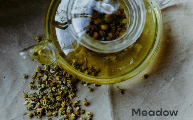 CBD Čaj (heřmánkový s citrónem)