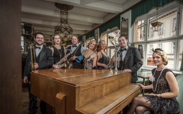 Orchestr Prague Rhythm Kings křtí první CD