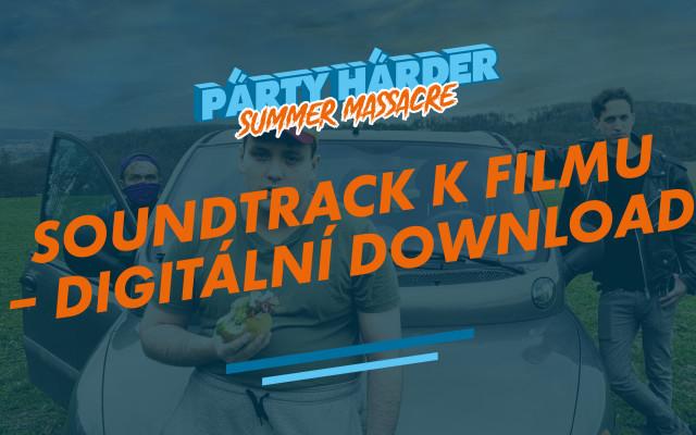 Soundtrack k filmu - Digitální download