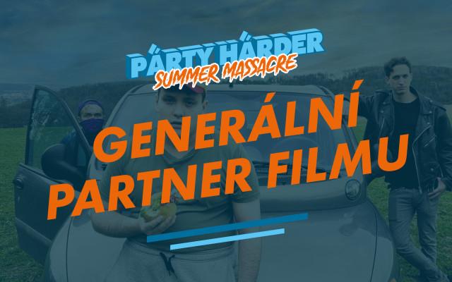 Generální partner filmu