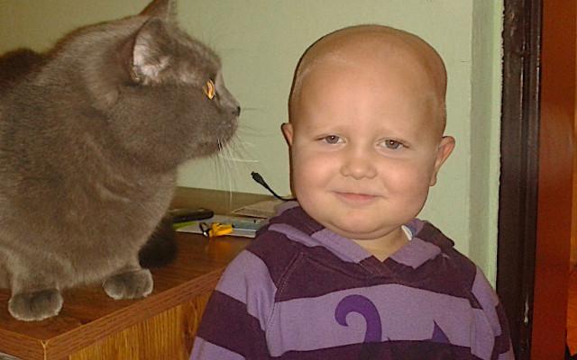 Udělejme Ondrovi radost po dlouhé onkologické léčbě