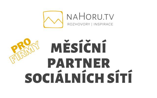 Měsíční partner sociálních sítí