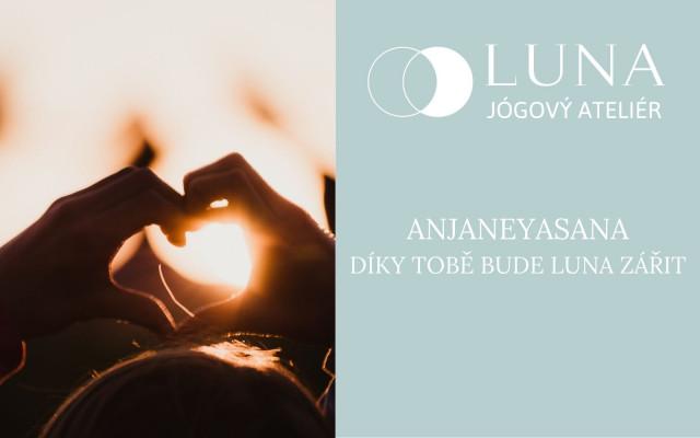 Anjaneyasana
