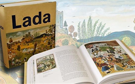 Výpravná obrazová monografie Josef Lada