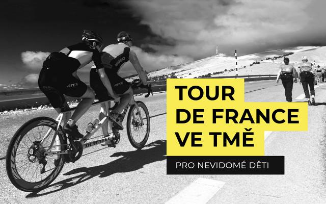 Tour de France ve tmě